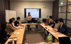 立命館大学東京校友会「未来塾」に登壇しました!