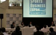 「スポーツビジネスジャパン2017」で「産学連携によるスポーツ産業の活性化と経営人財の育成 ~スポーツマネジメント系大学院の新展開~」のパネルに登壇いたしました!
