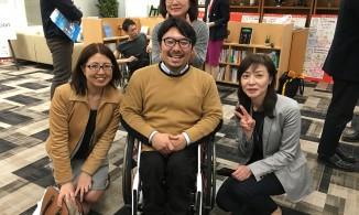 『平昌冬季パラリンピック報告会』に参加させていただきました!
